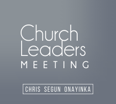 Church Leaders Meeting